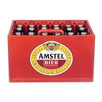 Krat Amstel bier voor € 9,50 @ Deen