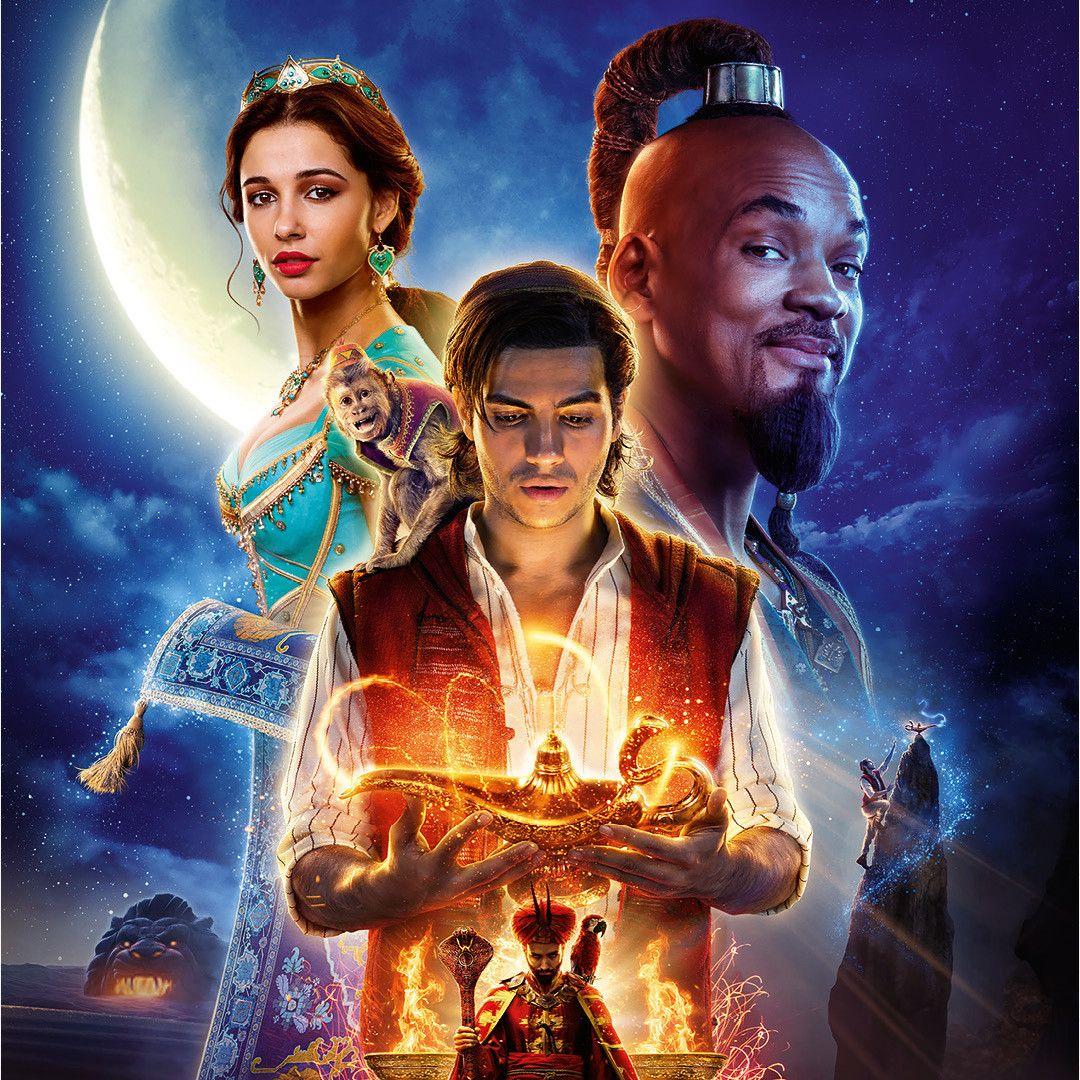 Gratis toegang Aladdin openluchtbioscoop Amersfoort