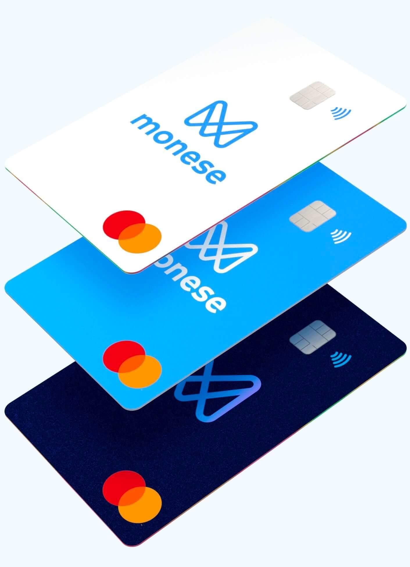 Gratis €15 tegoed + kaart voor nieuwe klanten @ Monese