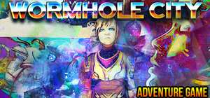 [FREE] Wormhole city Cyberpunk Adventure [STEAM]