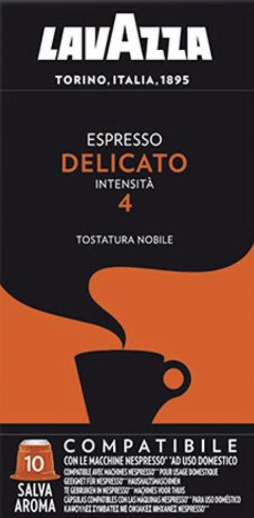 Lavazza nespresso cupz