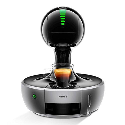 Krups KP 350B Nescafé Dolce Gusto Crop Koffiecupmachine, automatisch, zilver