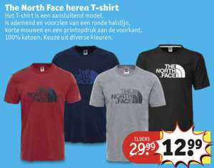 The North Face heren T-shirt bij Kruidvat.nl