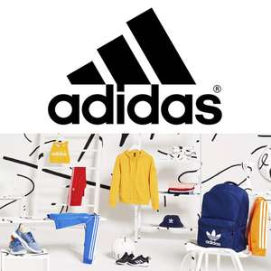 Back to School: 20% KORTING + ook op outlet @ adidas