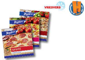 Markant pizza voor € 1 @ Coop