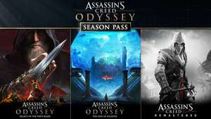 Assassin's Creed Odyssey Season Pass -50%