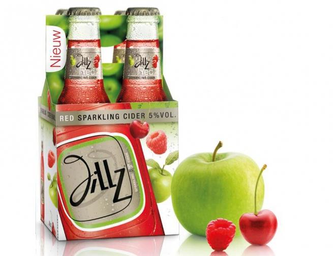 Jillz 4-pack voor € 1,99 @ Dirk