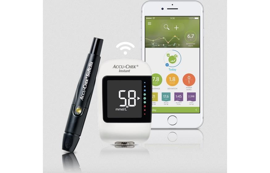 [Gratis] Bestel Accu-Chek Instant glucosemeter gratis