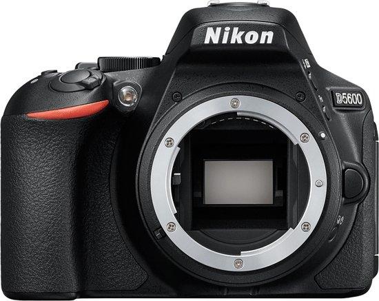 Nikon D5600 Body spiegelreflexcamera  @ Bol.com