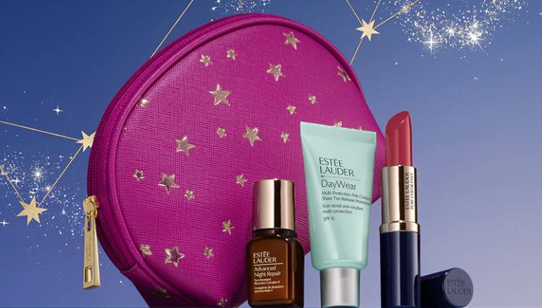 Gratis full size lipstick + 2 miniaturen + tasje bij besteding vanaf €33,50 @EstéeLauder.nl