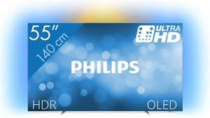 Philips 55OLED803/12 - 4K TV