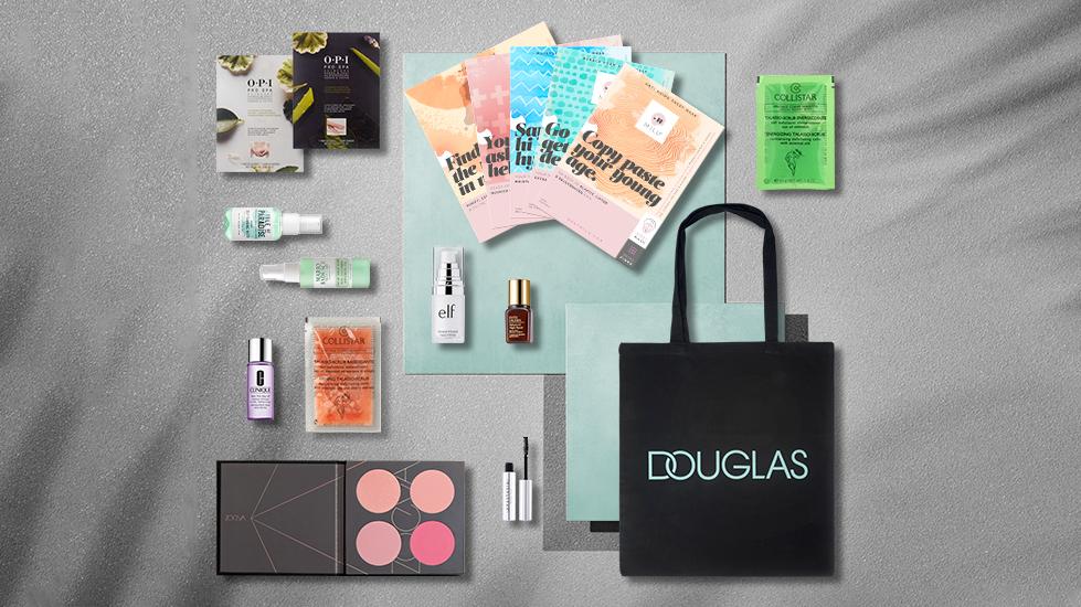 Douglas Ontvang een Trendbag cadeau bij besteding vanaf € 35,- op het gehele assortiment
