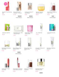 Last Chance sale (tot -55%) + 20% extra met code @ Clinique