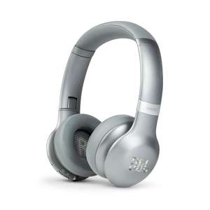 JBL Everest Wireless On-Ear 310 - Zilver @ Amac