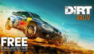 DiRT Rally gratis via Humble Store