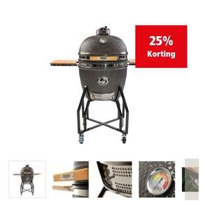 Grizzly Grills Kamado's 25% korting