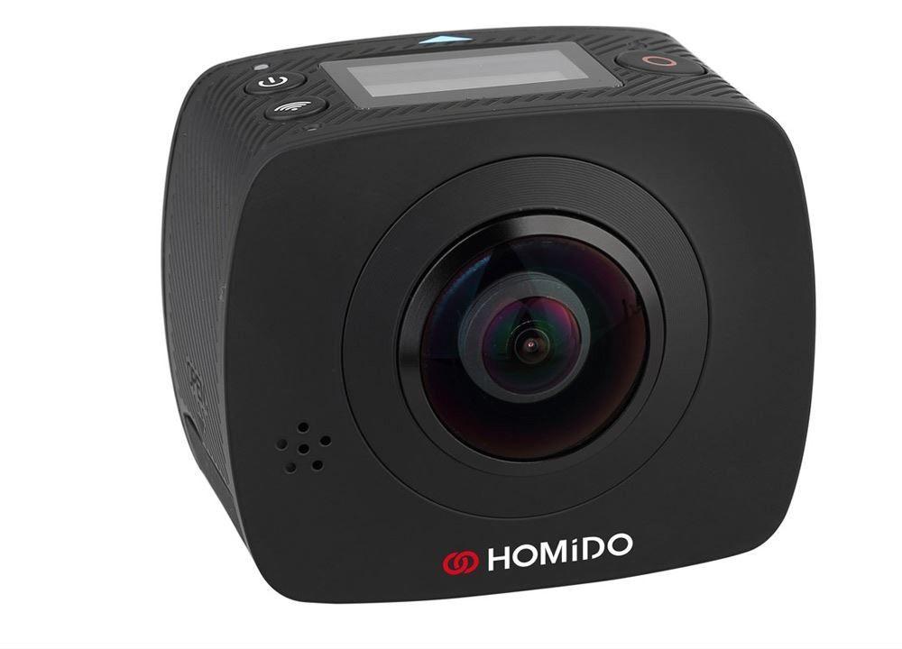 Homido 360° Camera @ Cameraland
