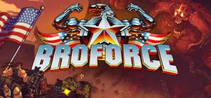 Broforce (Steam) voor 3,49€