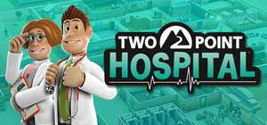 Two Point Hospital dit weekend gratis speelbaar via Steam