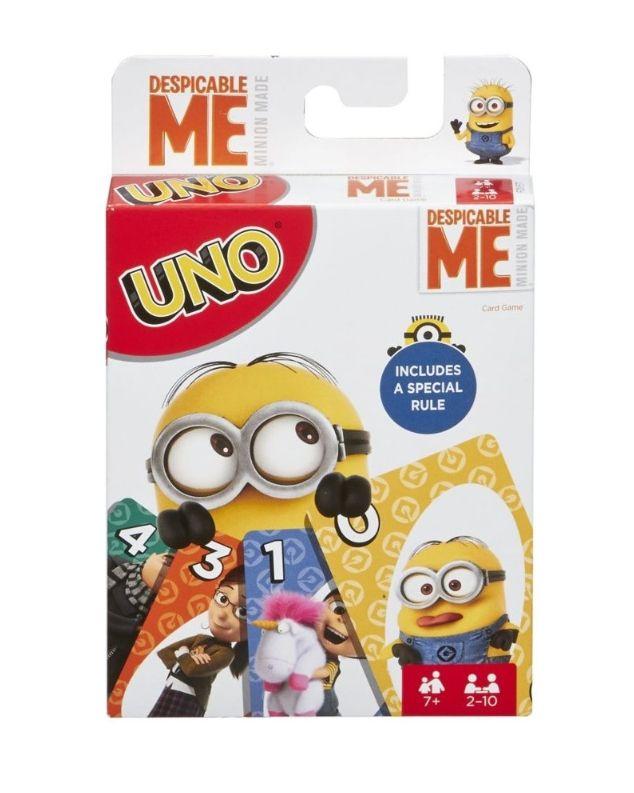 Mattel Uno Despicable Me Kaartspel voor €3,99 @Kruidvat