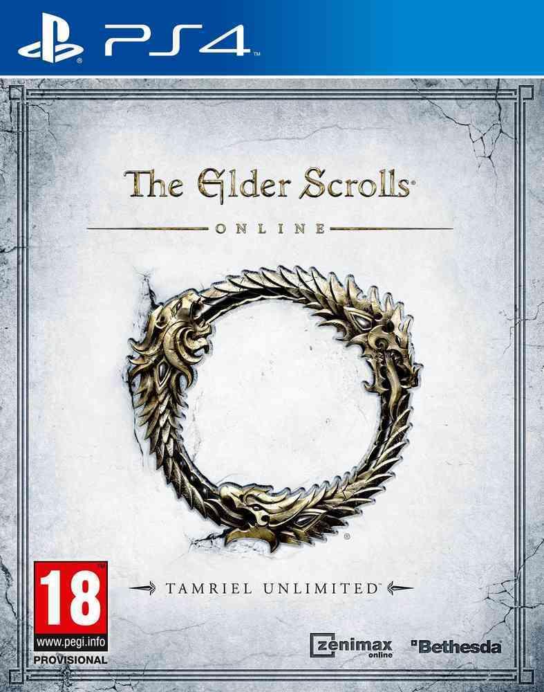 The Elder Scrolls Online: Tamriel Unlimited (PS4/Xbox One) voor €26,50 @ Intertoys