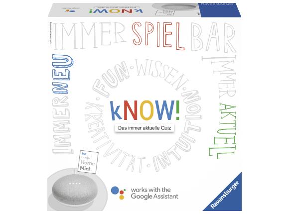 [Grensdeal] Google home mini (met Duits ravensburg spel)