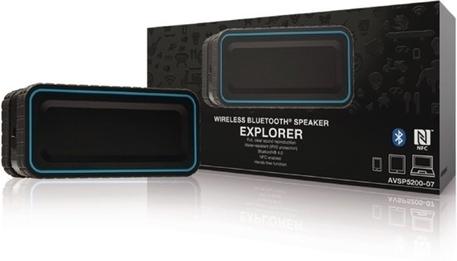 Sweex Bluetooth-Speaker 2.0 Explorer