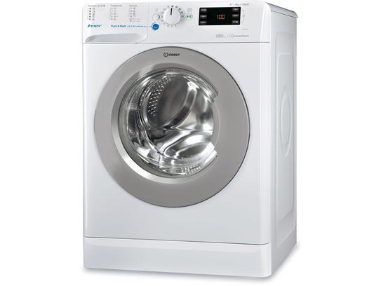 Indesit BWE 81683X WSSS EU Wasmachine - 8 kg, 1600 toeren, A+++ @ Art & Craft