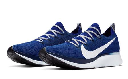 Nike · Zoom Fly Flyknit hardloopschoenen Heren, met 30% korting.
