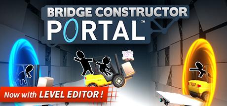 Bridge construct - portal -60% [STEAM]