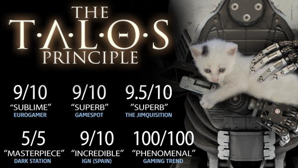 The Talos Principle -80% [STEAM]
