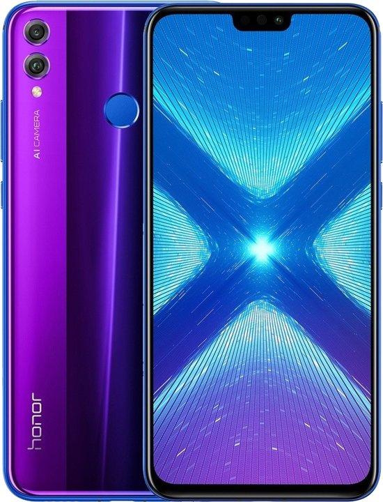 Honor 8X - 4GB/128GB @ Bol.com
