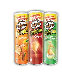 Bus Pringles voor €0,99 - gratis Party Speaker bij 2 stuks @ PLUS
