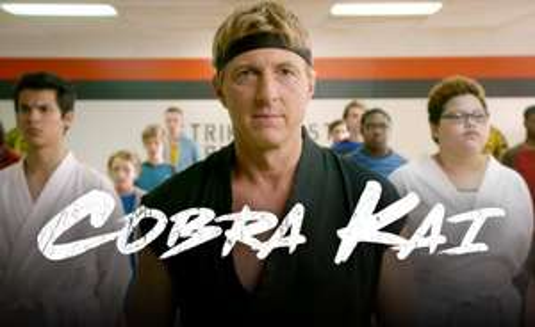 Cobra Kai Seizoen 1 (Karate Kid na 30 jaar) gratis