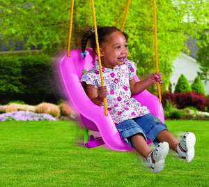 Little Tikes Schommel 2-in-1 Roze