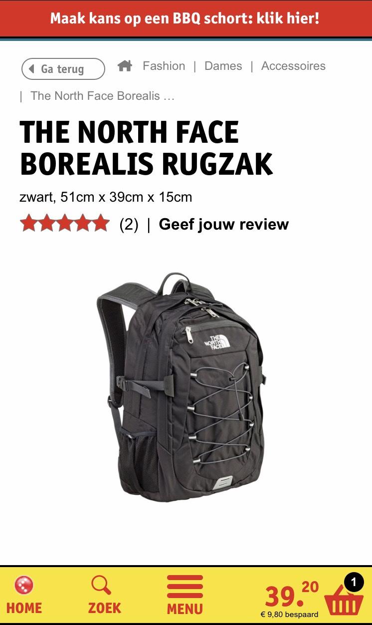 The North Face Borealis rugzak €39,20