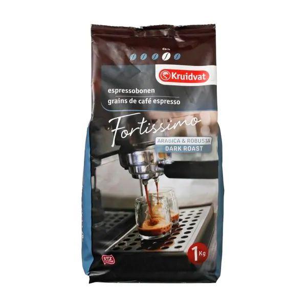 Fortissimo koffiebonen 1kg