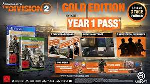 The Division 2 - Gold Edition (PS4)