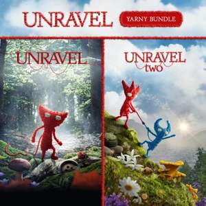 [PS4 download] Unravel 1 + Unravel 2 Games voor 7,99 @ Playstation Store