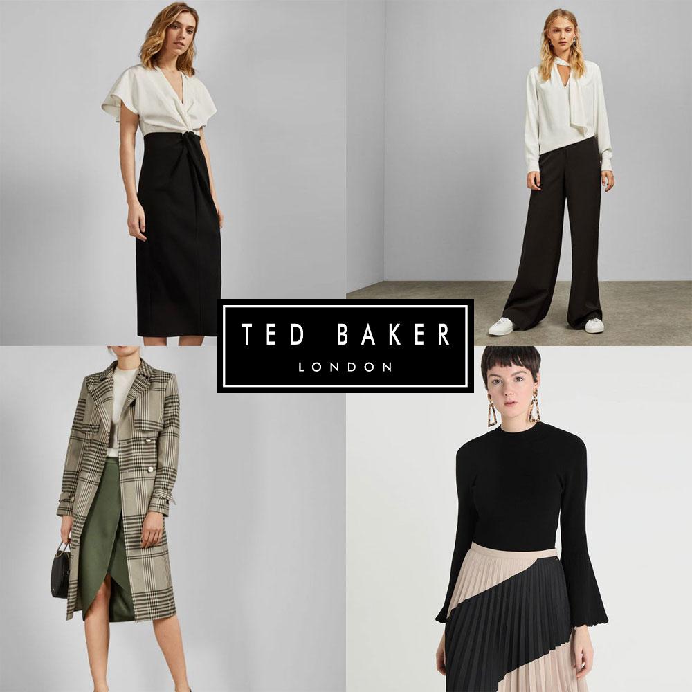 Ted Baker dameskleding -70% @ Maison Lab