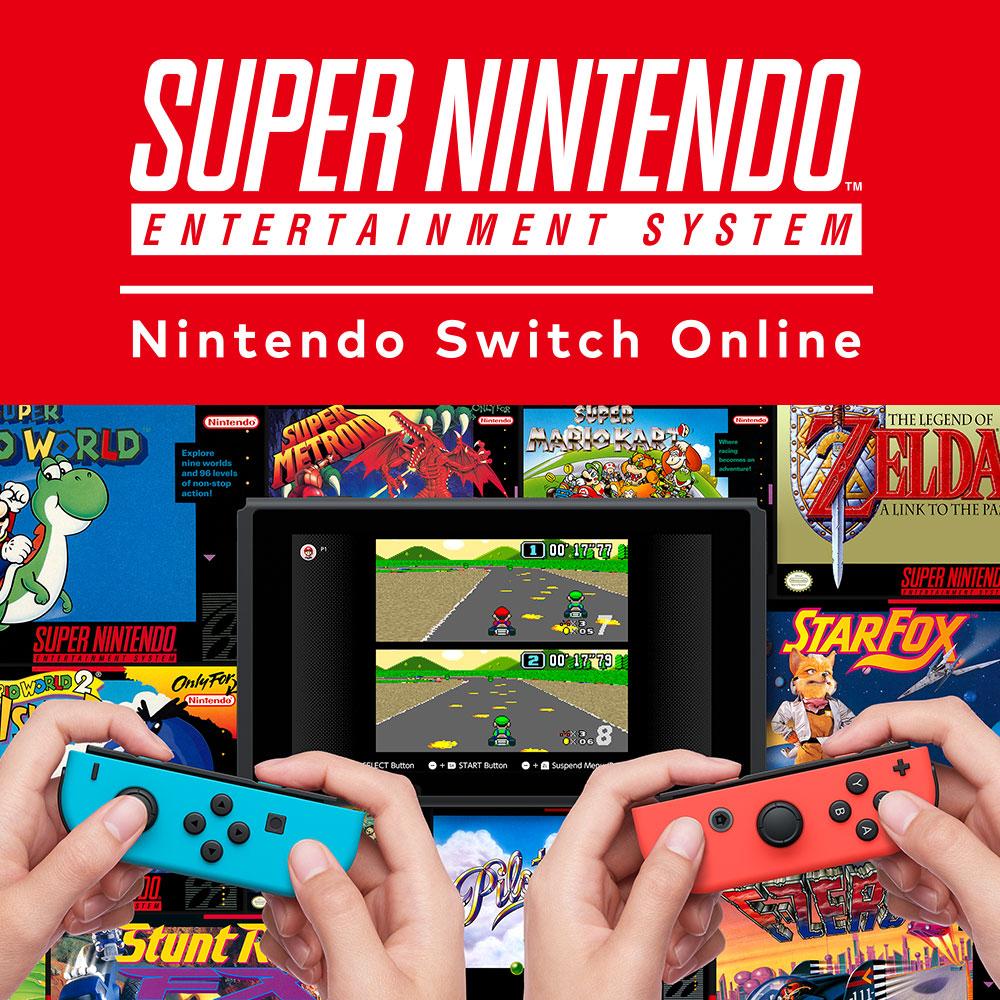 Nintendo Switch Online leden: 20 SNES-spellen gratis te spelen