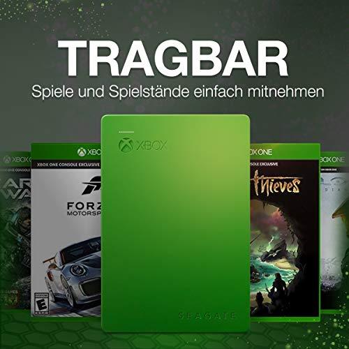 Amazon.de: Seagate 2TB USB 3.0 externe harde schijf voor Xbox One (en PS4)