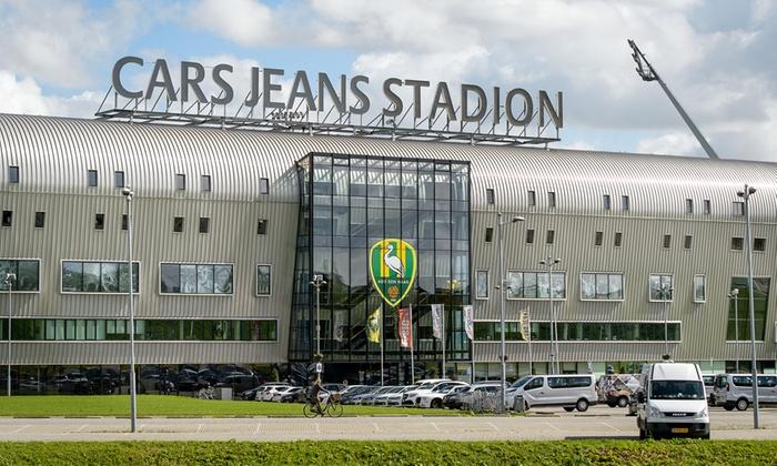 Rondleiding door het Cars Jeans Stadion van ADO Den Haag
