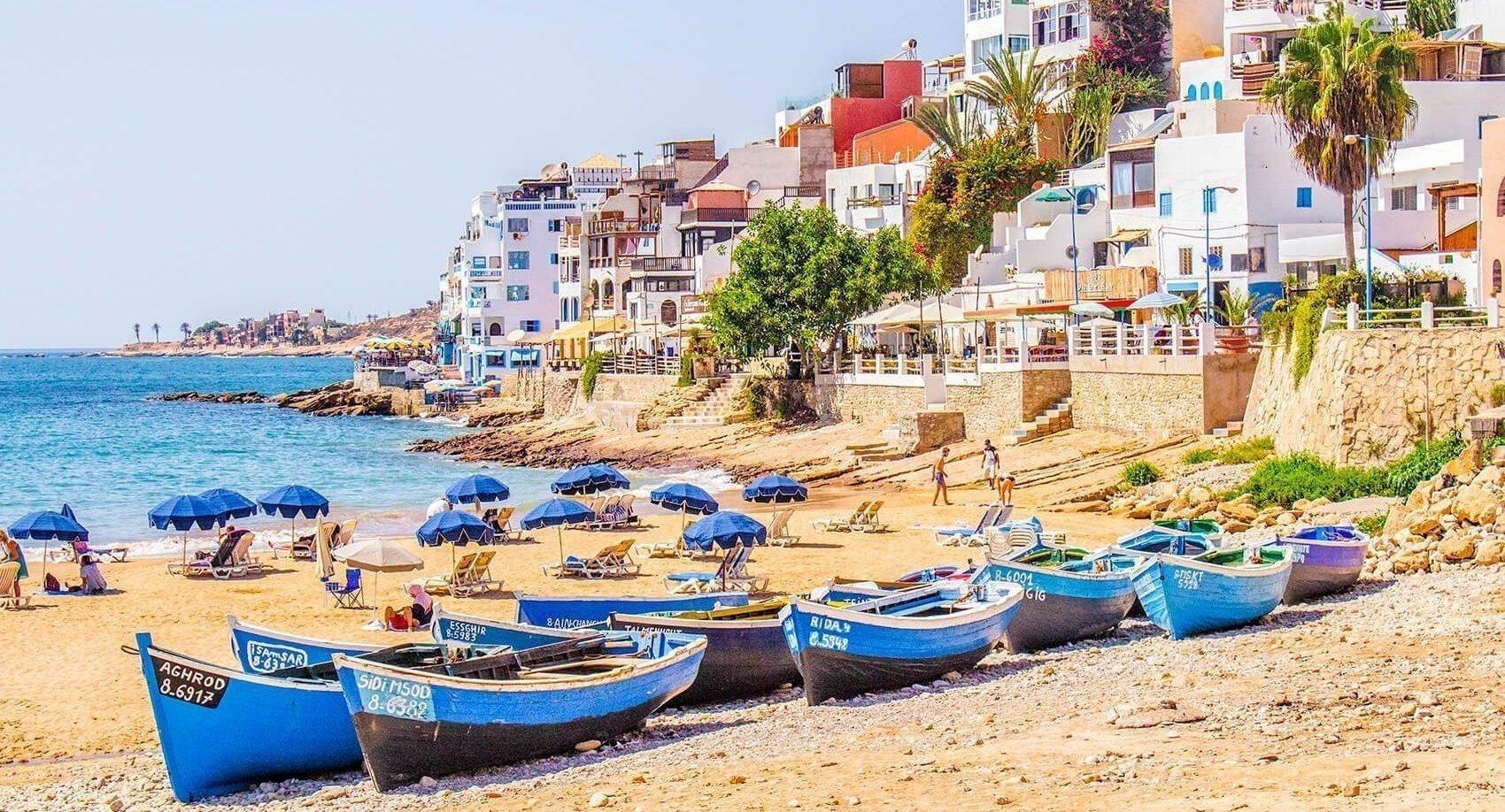 Retourvliegtickets Amsterdam-Agadir (Marokko) EasyJet januari 2020