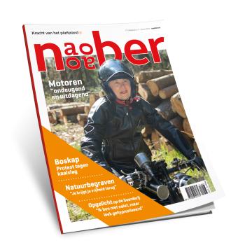 Gratis proefnummer Naober Magazine