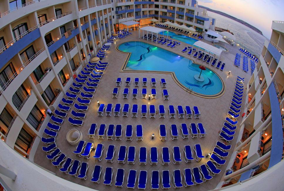 Labranda Riviera Hotel & Spa (Malta) voor €4 per nacht incl. ontbijt