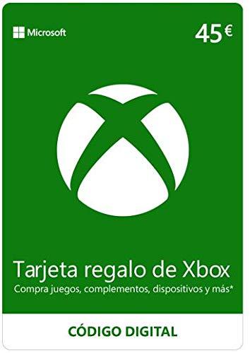 [PRIJSFOUT) Xbox One giftcard (digitaal) 45 euro voor €5 @ Amazon.es