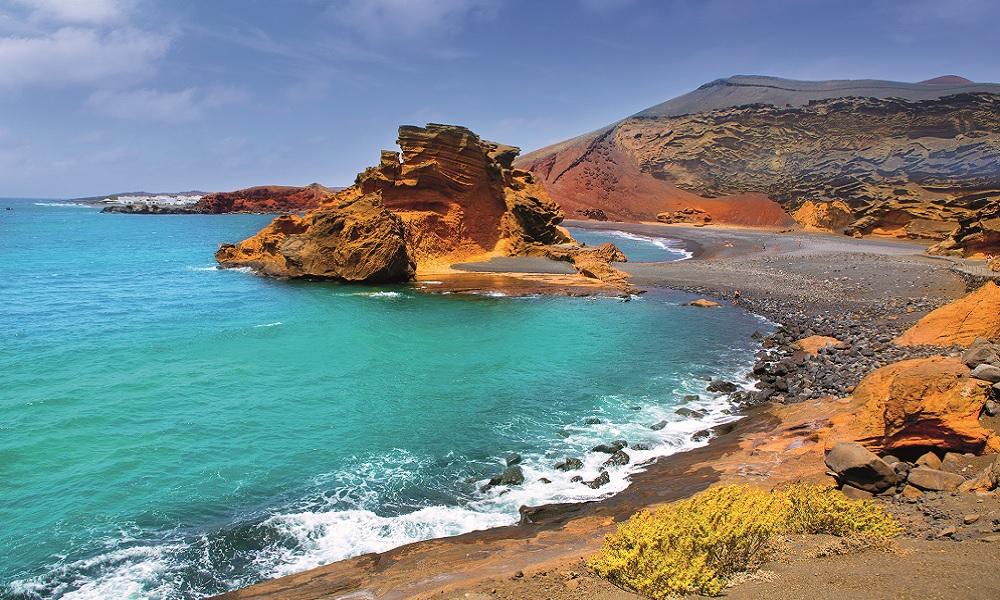 Retourvliegtickets Amsterdam-Lanzarote (Canarische Eilanden) EasyJet januari 2020