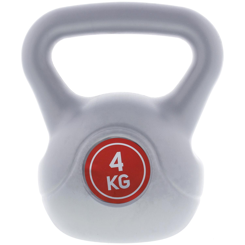 Q4Life kettlebell 4 kg bij Action