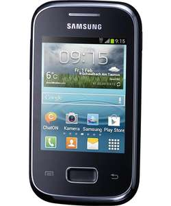 Samsung Galaxy Pocket Plus (GT-S5301) voor €26,99 @ Trekpleister